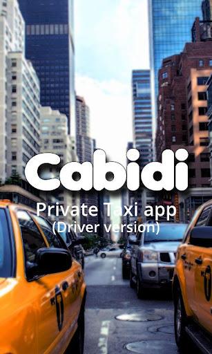 Taximeter & Working Hours Tracker : Cabidi screenshots 1
