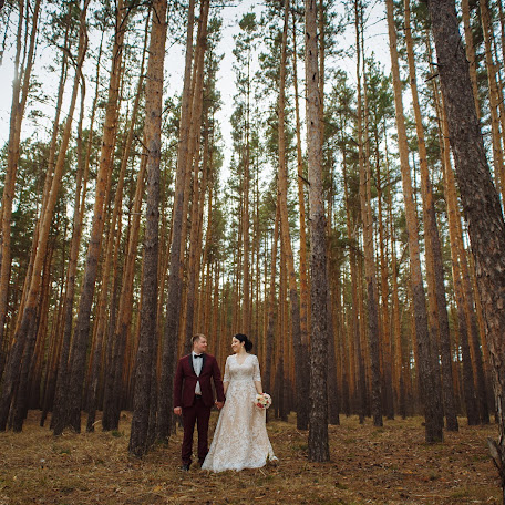 Wedding photographer Nataliya Stepanova (natik-semicvetik). Photo of 07.07.2017