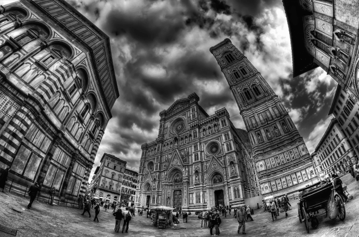 Visions of Florence di Teddy