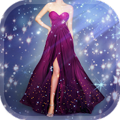 Evening Dresses Edit Photo Montage - Dress up Game
