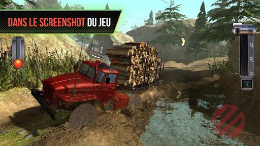 Truck Simulator OffRoad 4  captures d'u00e9cran 2