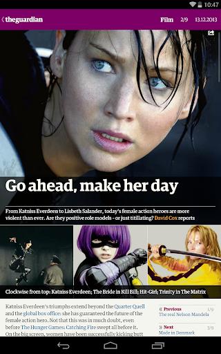 The Guardian daily edition screenshot 7