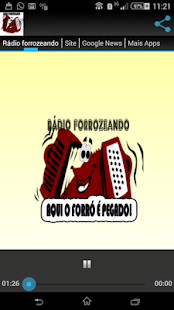 Rádio Forrozeando- screenshot thumbnail