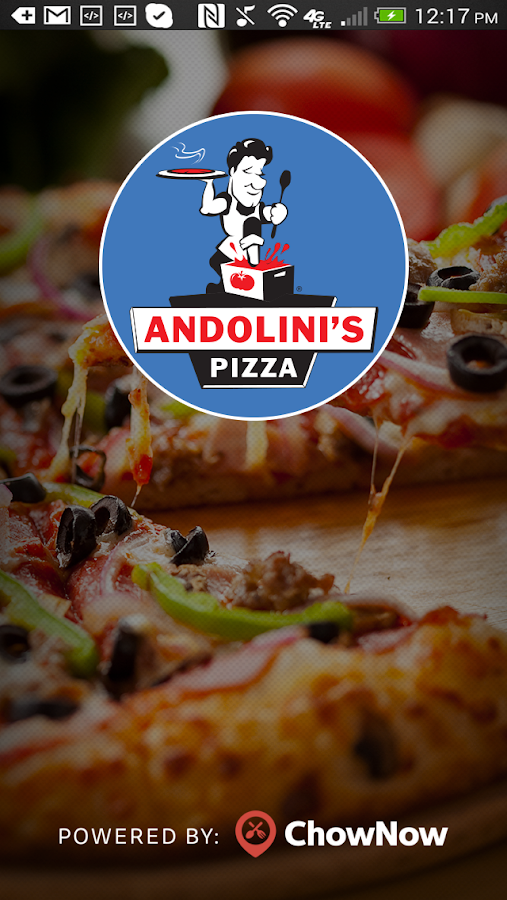 Andolini's Pizza MT. PLEASANT- screenshot