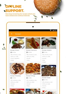 Recipe book android apps on google play recipe book screenshot thumbnail forumfinder Image collections