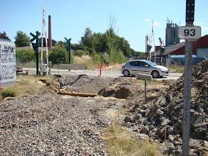 Photo: Gravearbejde på Holmskovvej