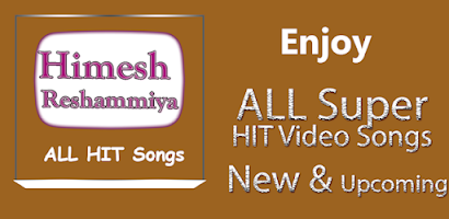 Himesh Reshammiya ALL Video Songs Latest Hindi App - Android