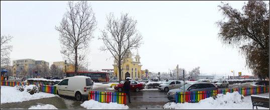 """Photo: Turda - Calea Victoriei, Nr.31 - Biserica Ortodoxa """"Invierea Domnului""""  - 2018.12.19"""