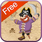 Pirate Games for Little Kids