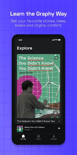 Graphy: Interactive Stories & Books 20.08.06 screenshots 1