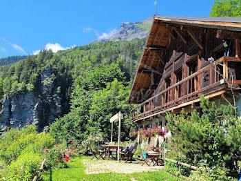 ferme à Saint-Gervais-les-Bains (74)