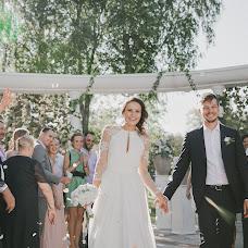 Wedding photographer Lesya Oskirko (Lesichka555). Photo of 12.06.2016