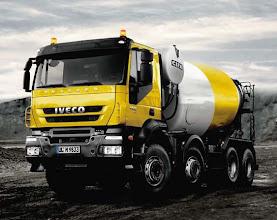 Photo: IVECO New Trakker mixer by Fandos Auto Trader Used and New Trucks. Teruel, Spain. / Nuevo IVECO Trakker Hormigonera por Talleres Fandos, camiones nuevos y usados en Teruel,  España