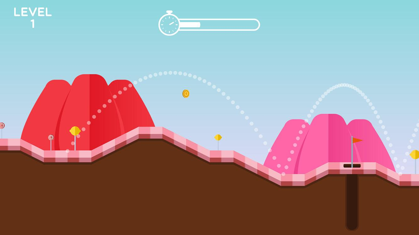 Speed Golf- screenshot