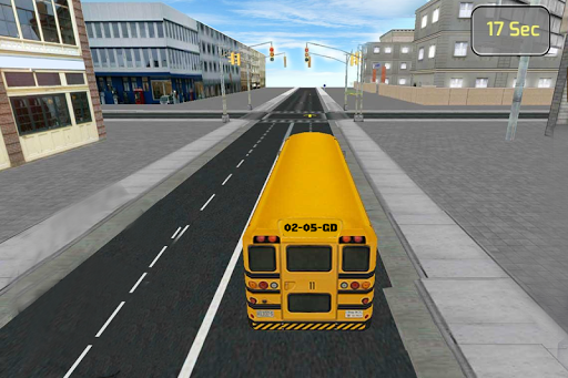 City School Bus : Pick N Drop