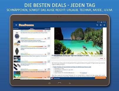 DealDoktor » Schnäppchen App Screenshot 8