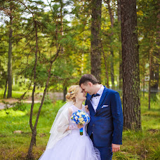 Wedding photographer Natalya Vinogradova (Vinogradovafoto). Photo of 13.11.2014