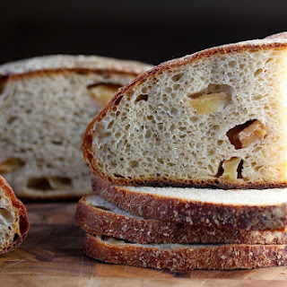Normandy Apple Bread with Levain and Apple Cider