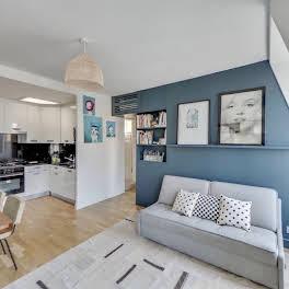 Appartement 2 pièces 65,7 m2