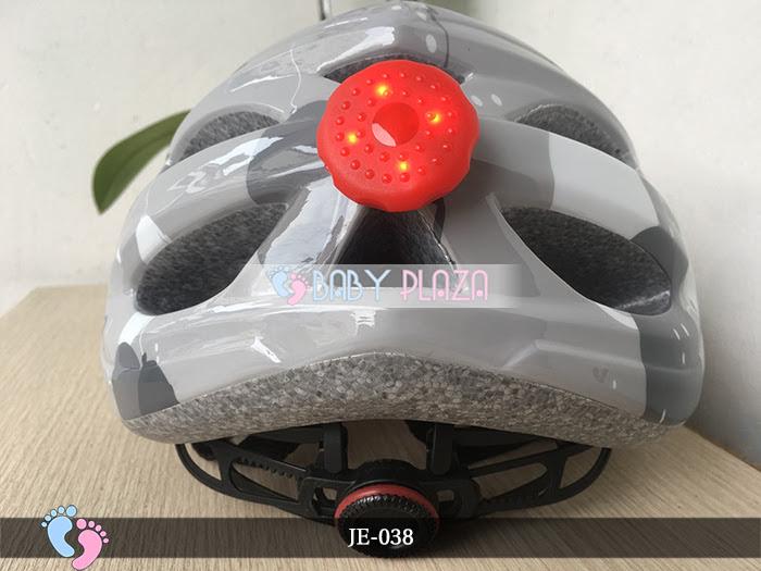 Mũ bảo hiểm cho bé cao cấp JE-038 6