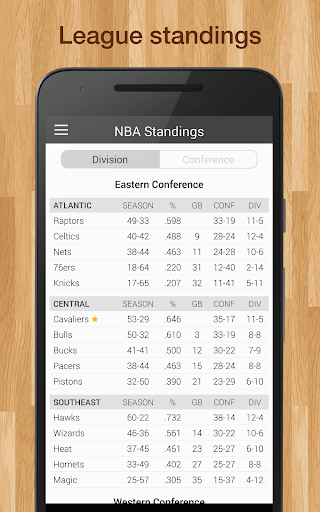 Basketball NBA 2018 Schedule & Scores: PRO Edition  screenshots 15
