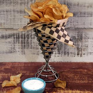 Salt & Vinegar Chips.