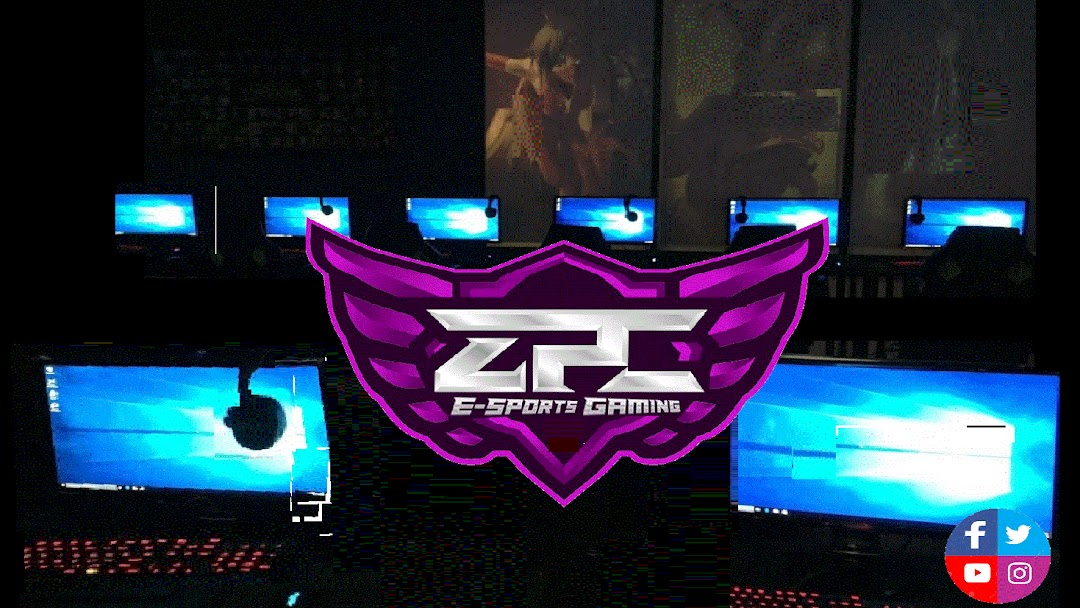 Cyber Gaming Z  PC e-Sports LAN PS4 Internet Cafe Center - Gaming