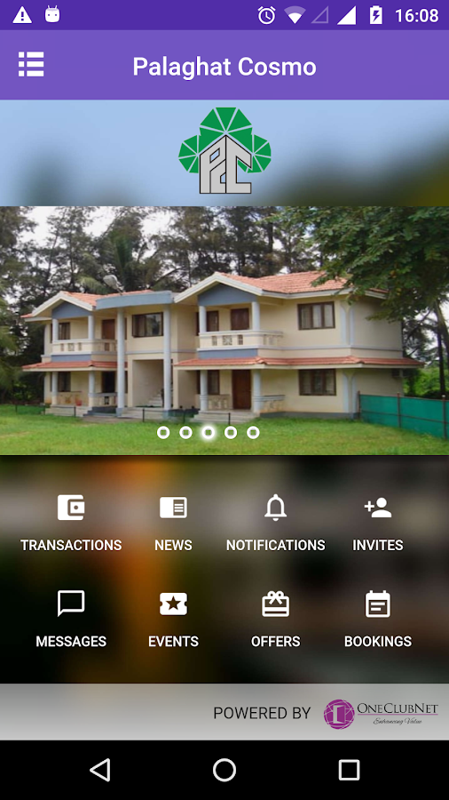 Palaghat Cosmopolitan Club- screenshot