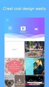Poster Maker, Flyer Maker, Card, Art Designer v4.7 (Premium) by Beauty Apps Studio 1