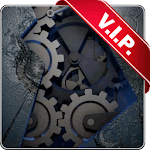 Mechanical gear live wallpaper Icon