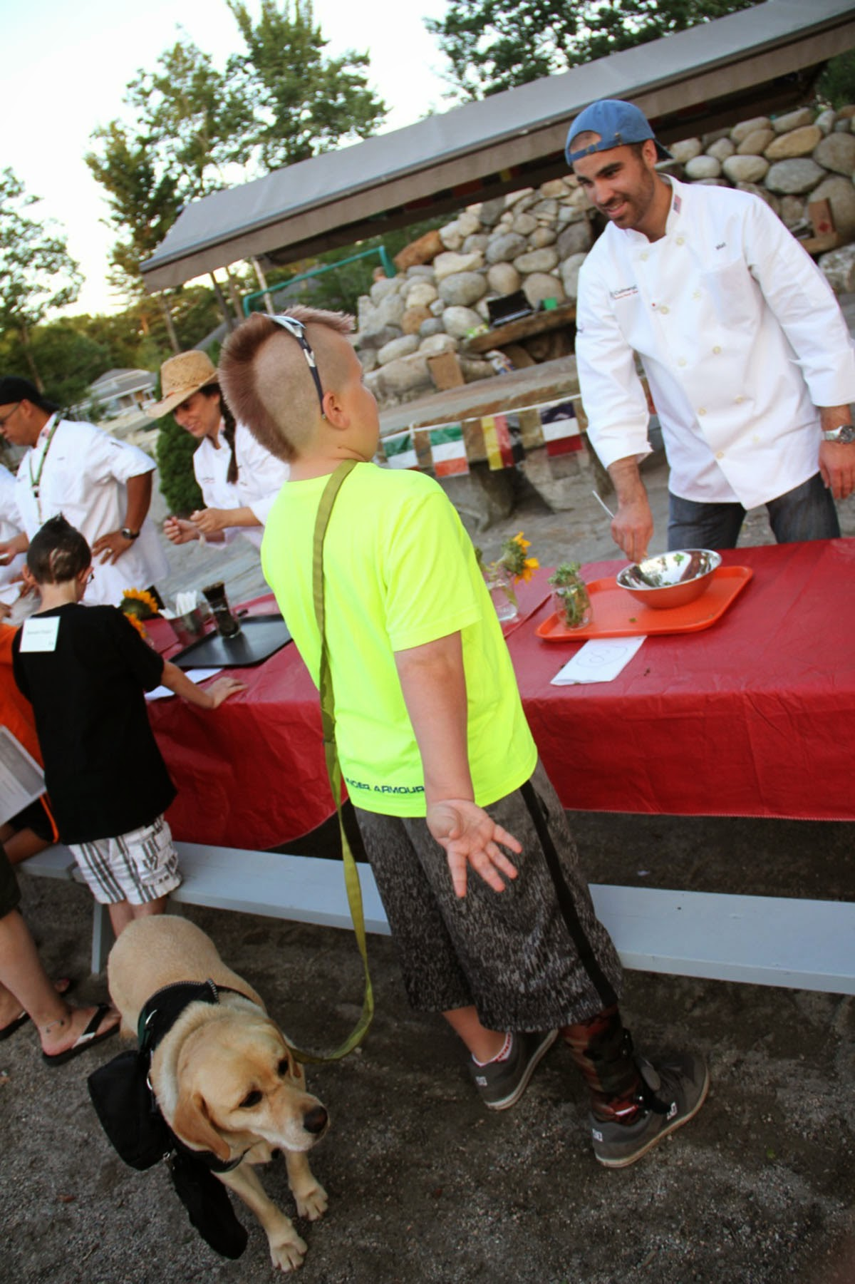 Photo: Day 1: Test Your Taste Buds Event