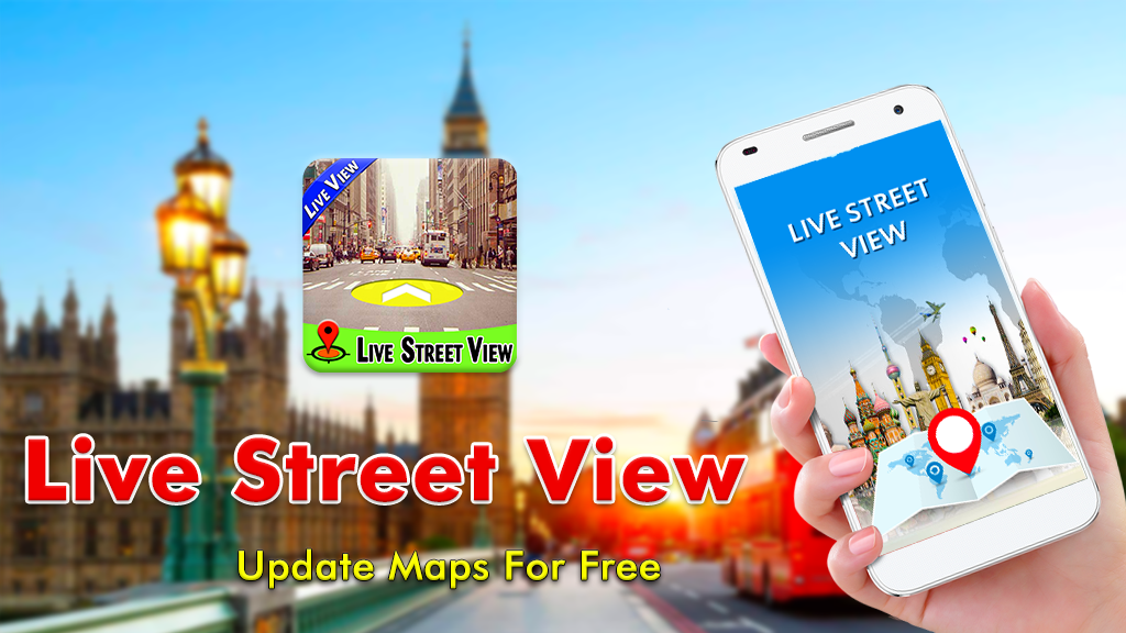 Street View Live Map Satellite World Map Android Apps - Live satellite maps free