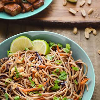 Easy Asian Noodle.