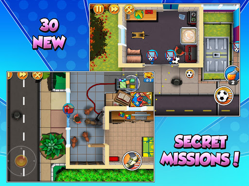 Robbery Bob 2: Double Trouble apktram screenshots 14