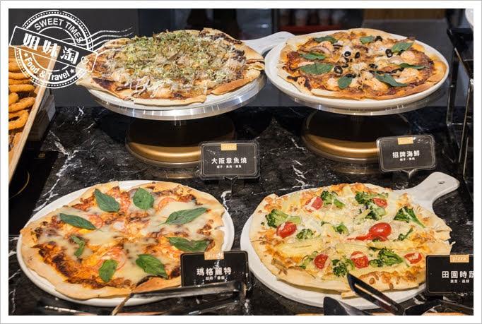 饗麻饗辣手工披薩