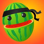 Fruit attack - Ninja blades