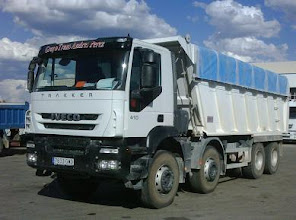 Photo: Fandos Used Trucks Tippers / Camiones de ocasión Dumper Basculantes (usados)