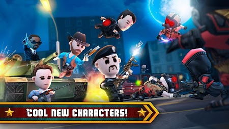 Pocket Troops: The Expendables APK screenshot thumbnail 4