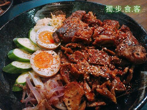 丼口食堂,CP 值超高,文藻校區平價相撲級燒肉丼飯