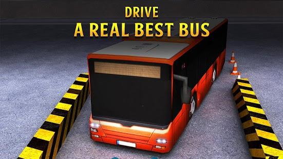 Real Bus parking Simulator2017 - náhled