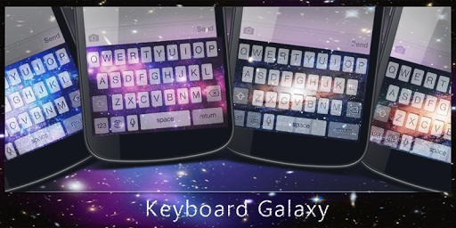 Keyboard Galaxy