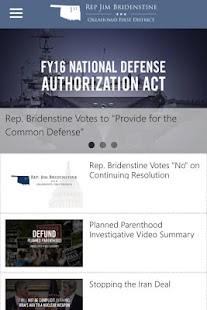 Congressman Jim Bridenstine- screenshot thumbnail