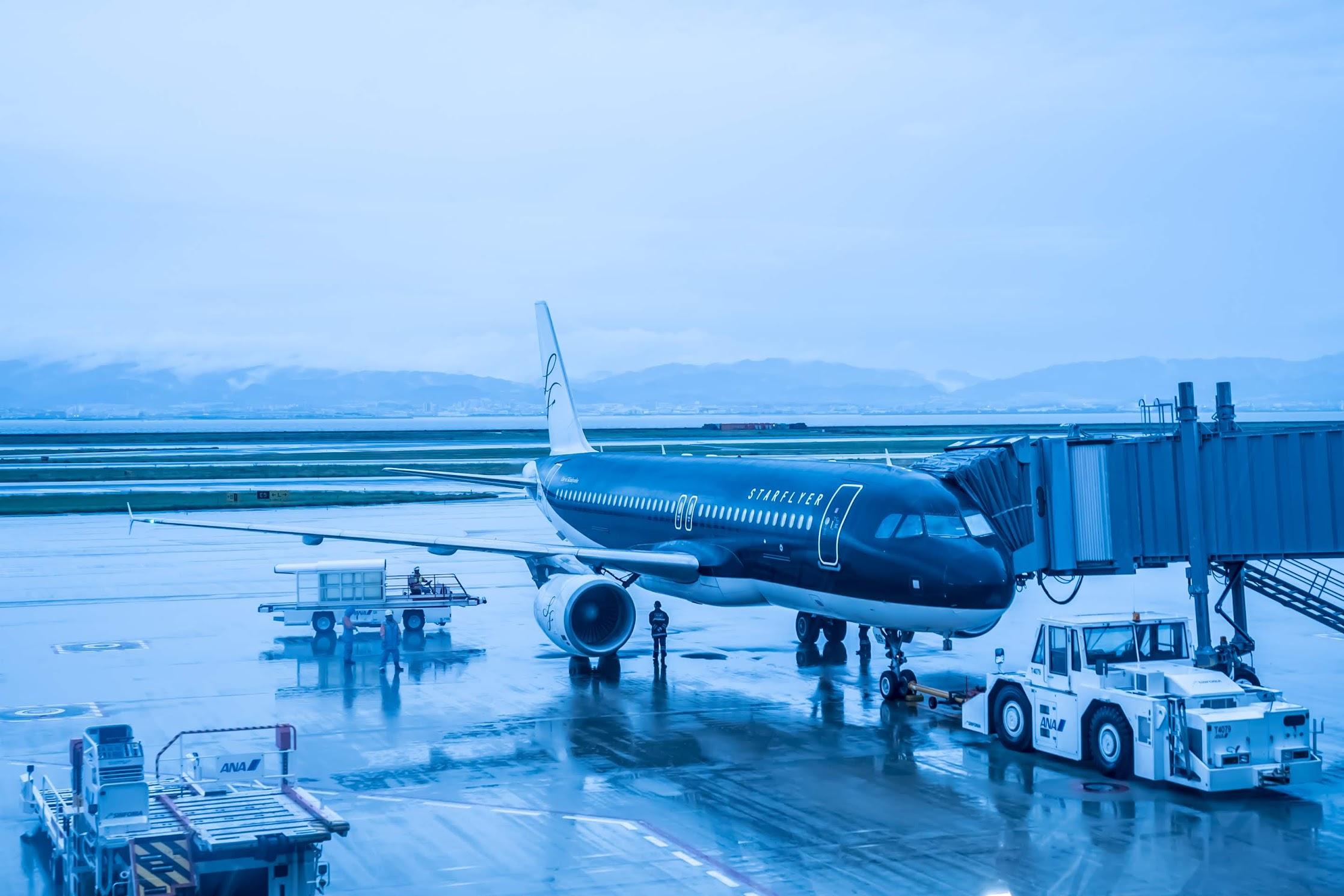 関西国際空港 スターフライヤー1