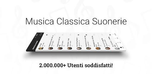 SCARICA SUONERIE MUSICA CLASSICA