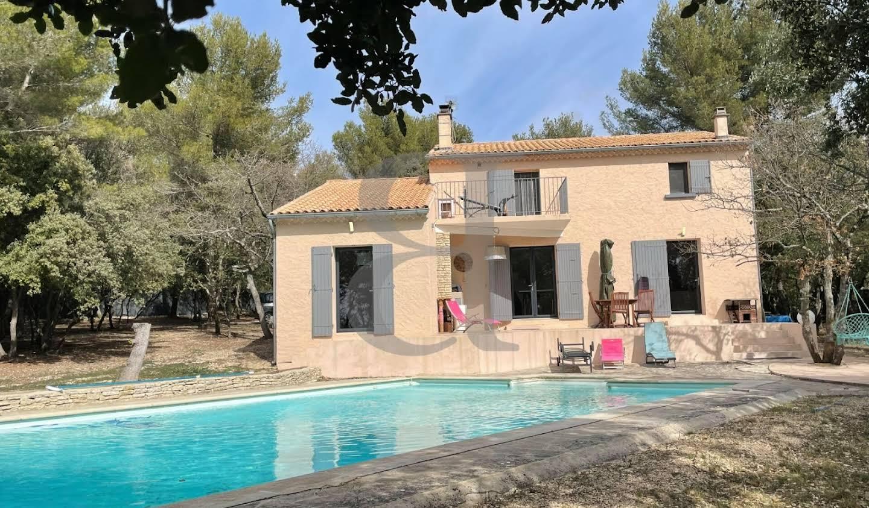 Villa with pool Bédoin