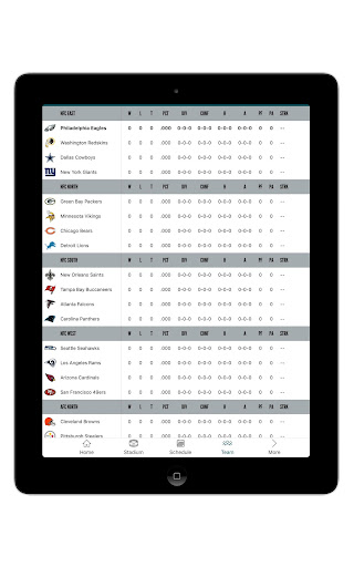 Eagles Official Mobile screenshot 16