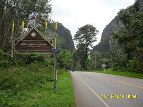 Photo: Auf dem Weg nach Ao Nang