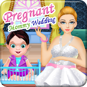 Pregnant Mommy Wedding