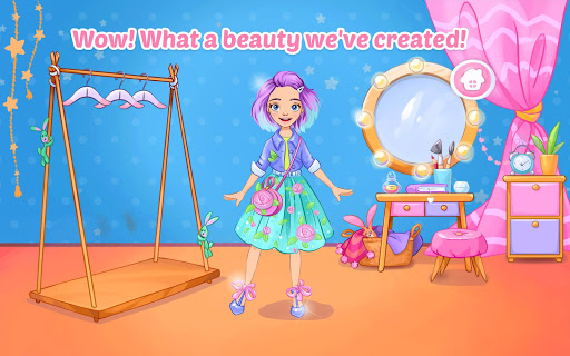 Fashion Dress up games for girls. Sewing clothes screenshots 12