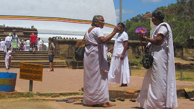 Photo: Anuradhapura - (c) wsylvie.free.fr 2015